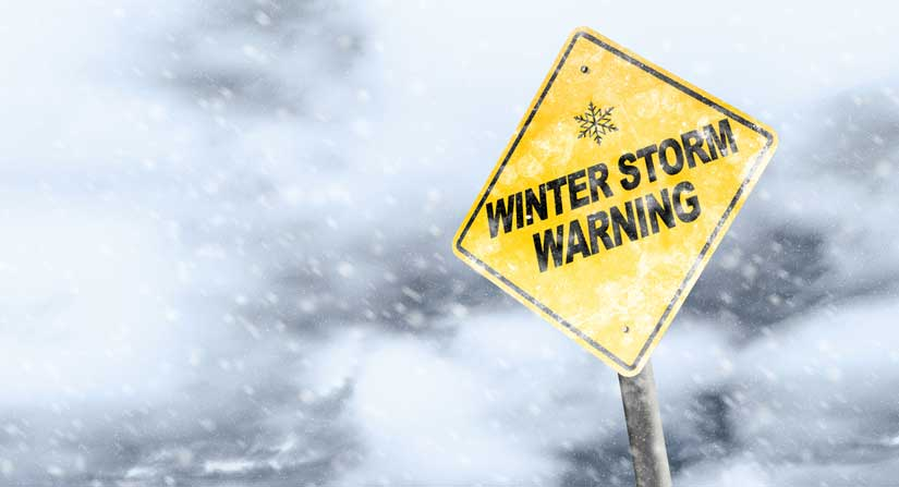 """snow plus has a blizzard contingency plan is put into action when there is 8"""" or more of snow predicted in a single storm"""