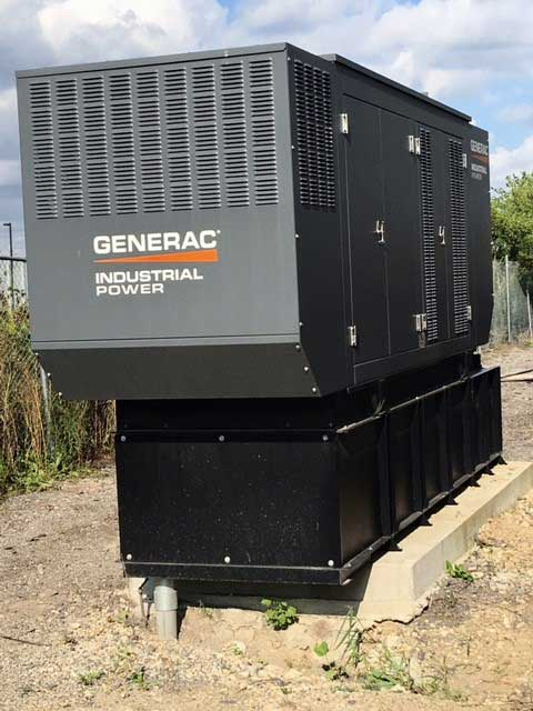 snow plus of chicago il utilizes generac industrial power generators at their facilities to make sure they are up and running 24 hours a day, 7 days a week